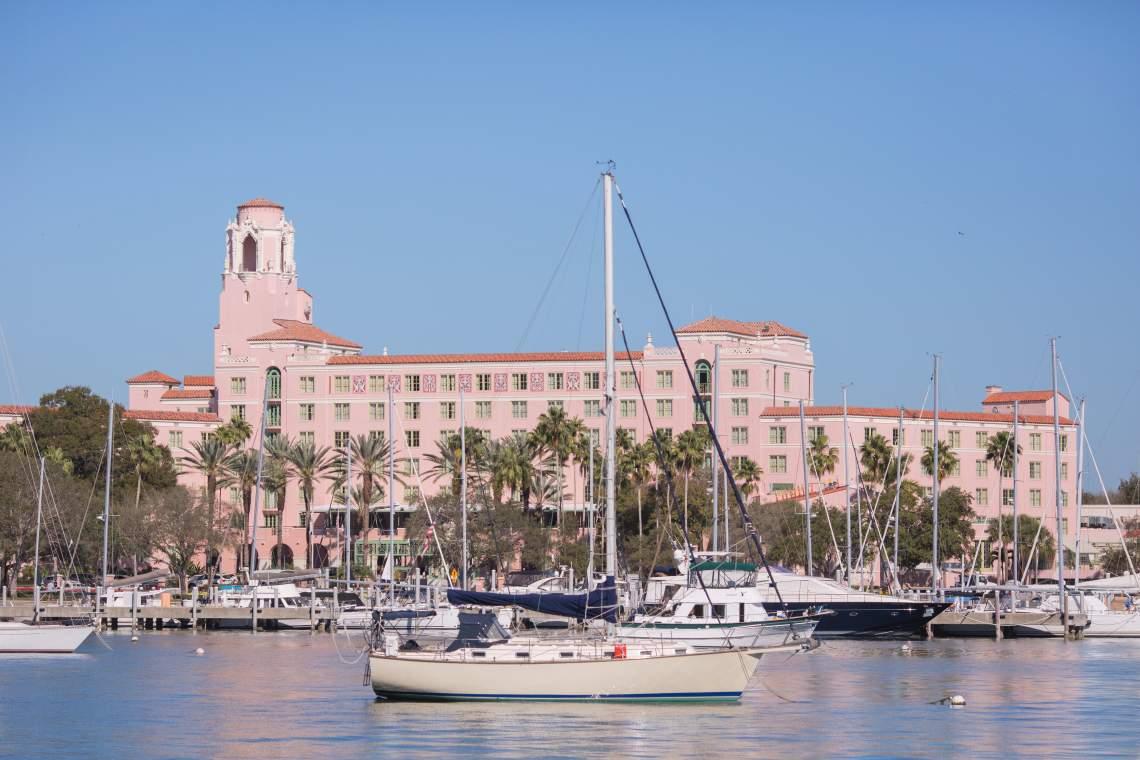The Vinoy Hotel & Marina