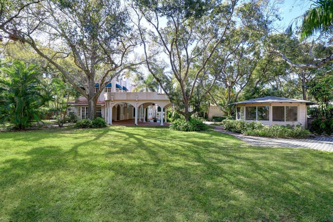 Large Lots More Common in Old Pasadena Homes