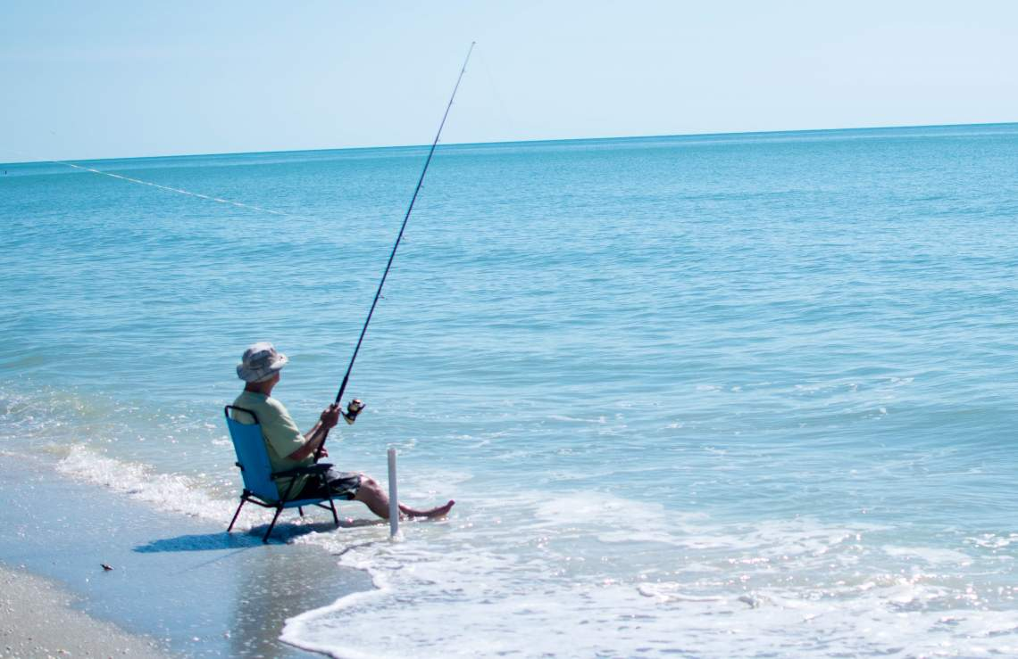 Relaxing and Fishing on Sanibel Island - Ryan Mullett